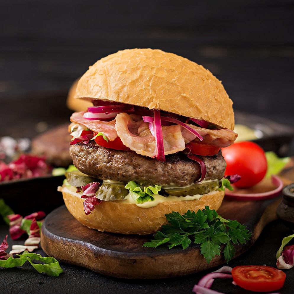 Foodfotografie Burger
